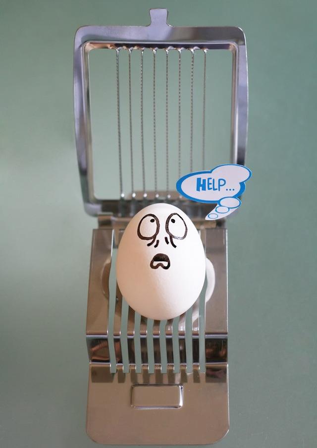 Eggbert is in Trouble...