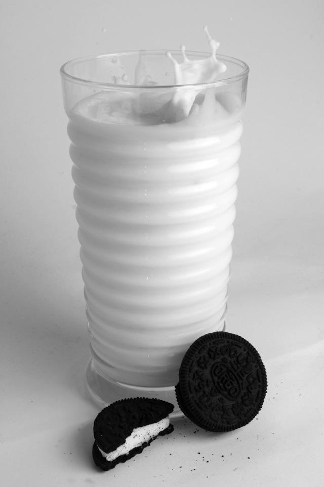 Splash Milk Time!