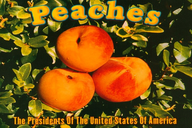peaches presidents