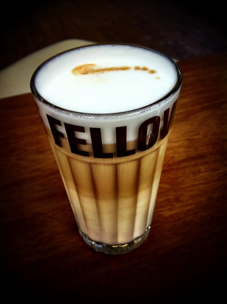 coffee art latte macchiato