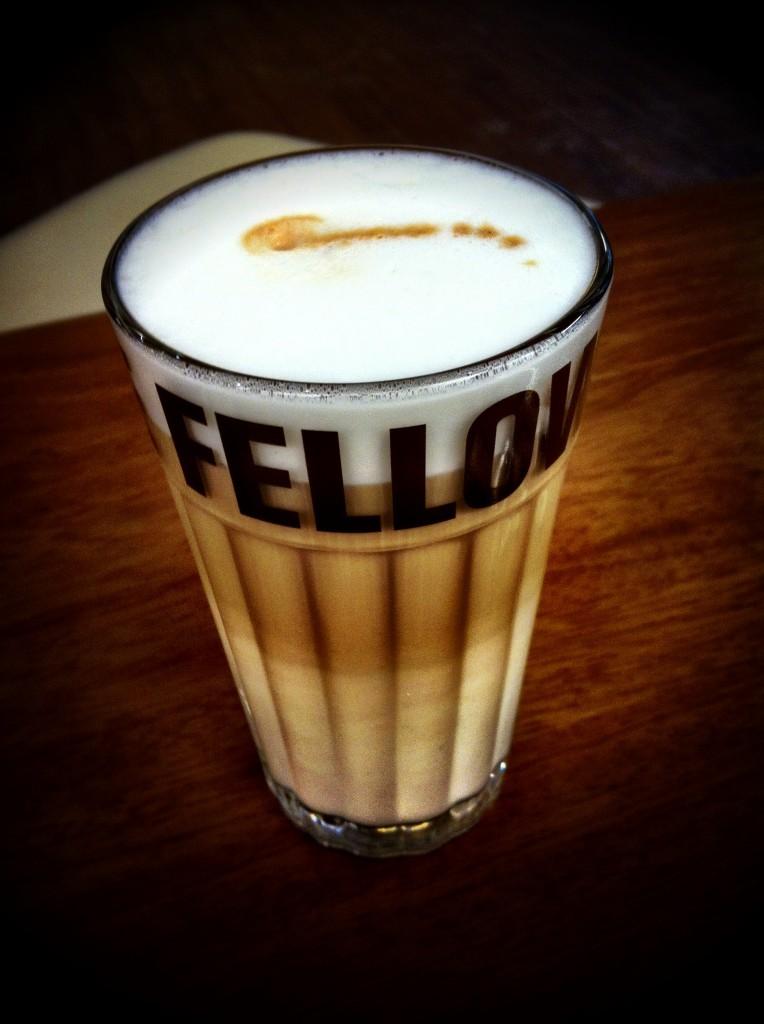 coffee art latte macchiato