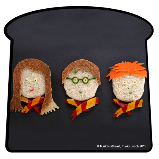 Harry Potter Sandwich