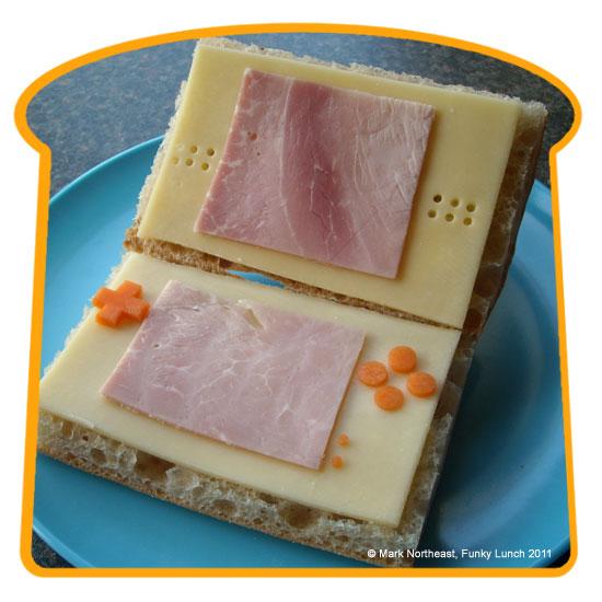 nintendo sandwich
