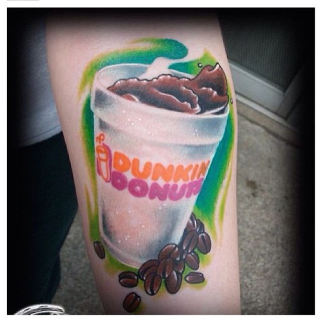 food tattoos 3